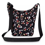 Disney Crossbody Bag - Allover Mickey Mouse - Black