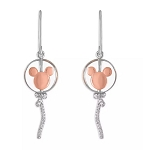 Disney Rebecca Hook Earrings - Mickey Mouse Balloon