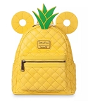Disney Loungefly Backpack - Mickey Mouse Pineapple