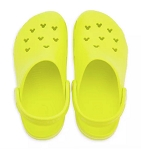 Disney Crocs for Adults - Mickey Mouse - Neon Yellow