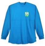 Disney Spirit Jersey for Adults - Walt Disney World - Neon Blue