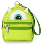Disney Loungefly Wristlet Bag - Mike Wazowski - Monsters INC