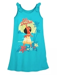 Disney Dress for Girls - Moana - Lets Do This