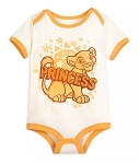 Disney Infant Bodysuit - Nala - The Lion King - Princess