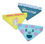 Disney Bandana Set for Dogs - Disney Tails - Monsters INC