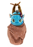 Disney Blanket Pouch Plush - Na'vi - The World of Avatar