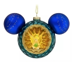 Disney Mickey Ears Icon Ornament - Tinker Bell and Peter Pan