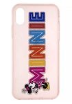Disney iPhone XR Case - Minnie Mouse Letters