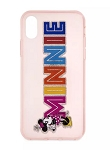 Disney iPhone X/XS Case - Minnie Mouse Letters