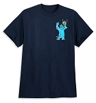 Disney T-Shirt for Adults - Mike and Sulley - Monsters University