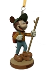 Disney Figure Ornament - Fort Wilderness Resort & Campground - Mickey