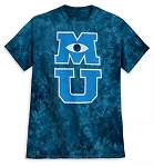 Disney T-Shirt for Adults - Monsters University - Tie-Dye