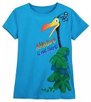 Disney T-Shirt for Girls - Kevin - Adventure is Out There - UP