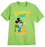 Disney T-Shirt for Kids - Mickey Mouse - Summer Vibes