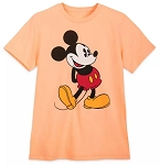 Disney T-Shirt for Adults - Classic Mickey Mouse - Mango