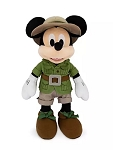 Disney Plush - Safari Mickey - Animal Kingdom - 14