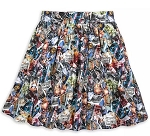 Disney Skirt for Women - Star Wars Collage