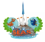 Disney Ear Hat Ornament - The Seas with Nemo & Friends