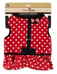 Disney Harness for Dogs - Minnie Mouse Costume