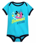 Disney Infant Bodysuit - Mickey Mouse - Summer Attitude