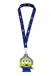Disney ID Holder and Lanyard - Toy Story Alien