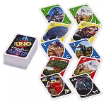 Disney Parks Game - UNO Card Game - Tin