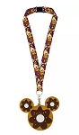 Disney ID Holder and Lanyard - Mickey Mouse Donut