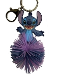 Disney Keychain - Stitch Koosh Ball