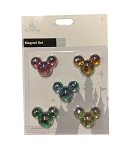 Disney Magnet Set - Mickey Mouse Gems - Set of 5