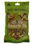Disney Chip & Dale Snack Co - Butter Toffee Peanuts - 6oz Bag