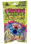 Disney Stitch Extreme Sours - Warheads Sour Twists Chewy Candy