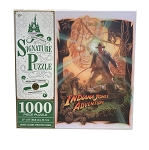 Disney Signature Puzzle - Indiana Jones Adventure - 25th Anniversary