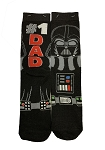 Disney Socks for Adults - #1 DAD - Darth Vader