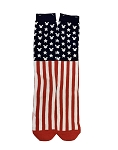 Disney Socks for Adults - Americana - Stars and Stripes