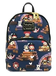 Disney Loungefly Backpack - Pirates of the Caribbean
