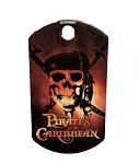 Disney Pet ID Tag - Pirates of the Caribbean - Engraved