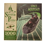 Disney Signature Puzzle - Space Mountain - 45th Anniversary