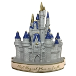Disney Magnet - Cinderella Castle - Magical Place on Earth