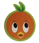 Disney Sticker - Orange Bird - Disney Parks
