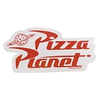 Disney Sticker - Pizza Planet - Disney Parks