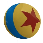 Disney Sticker - Pixar Ball - Disney Parks