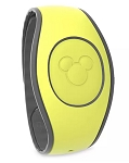 Disney Magic Band 2 - Neon Yellow - Disney Parks