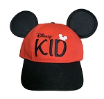 Disney Hat - Baseball Cap - Disney Kid - Mickey Ears