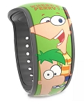 Disney Magic Band 2 - Phineas and Ferb