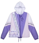 Disney Windbreaker for Women - Space Mountain - Pink & Purple