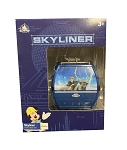 Disney Collectible Figure - Disney Skyliner - Frozen