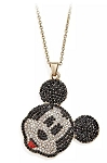 Disney BaubleBar Necklace - Mickey Mouse Pavé