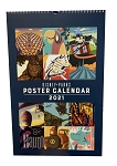 Disney Poster Calendar - 2021 Disney Parks Attraction