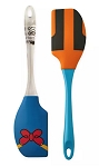 Disney Spatula Set - Donald Duck and Goofy