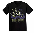 Disney Child Shirt - Hitchhiking Ghosts - Haunted Mansion